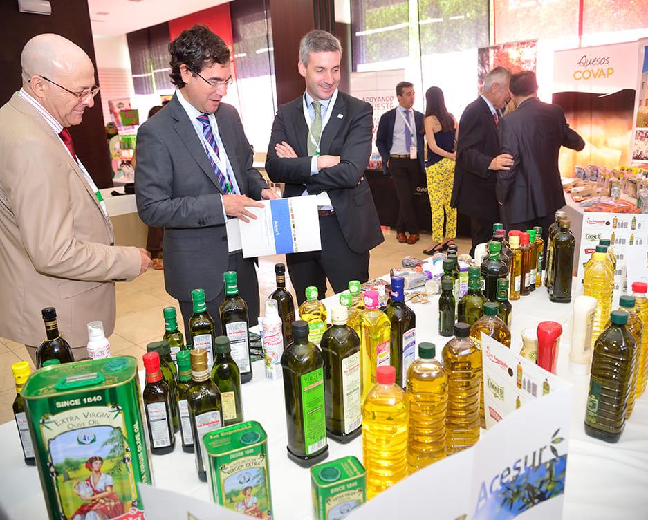 aniversario confederación empresas alimentación