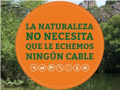 La naturaleza no necesita que le echemos ningún cable