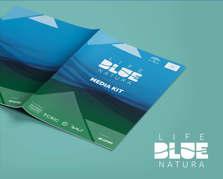 Blue Natura: Media Kit para periodistas