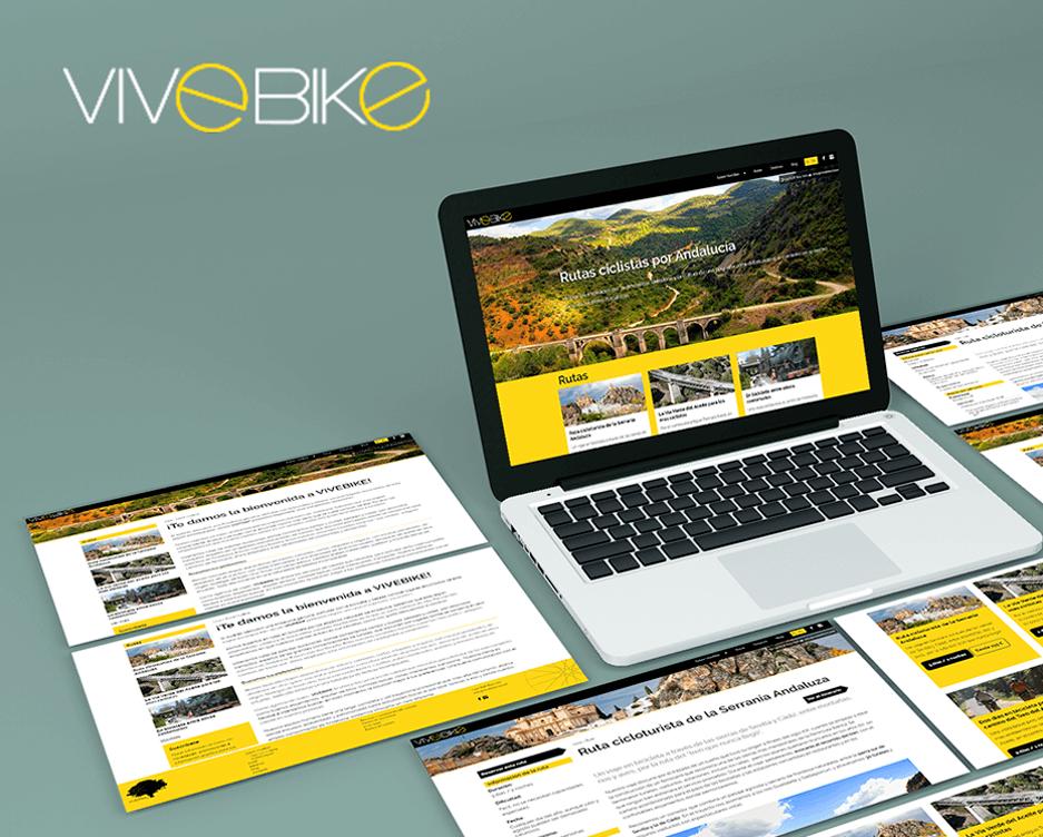 Web de ViveBike