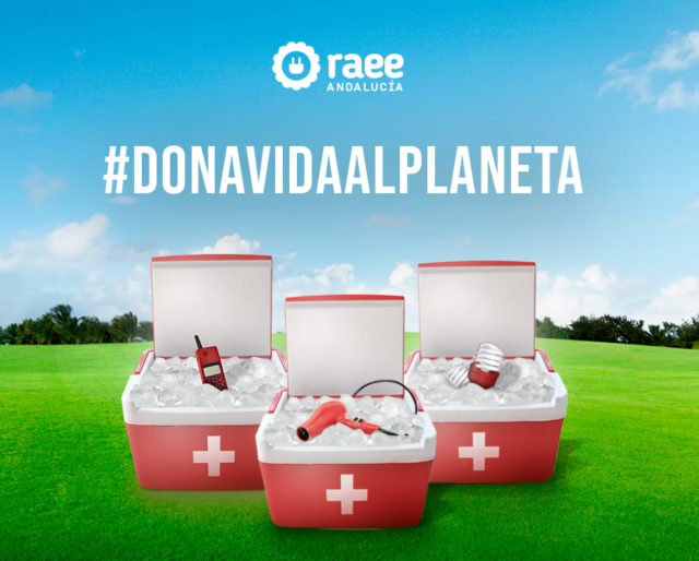 Campaña #DonaVidaAlPlaneta