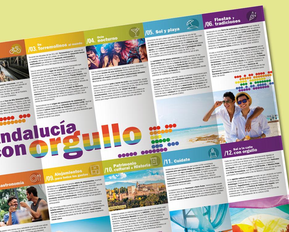 Guía especializada turismo LGTBI