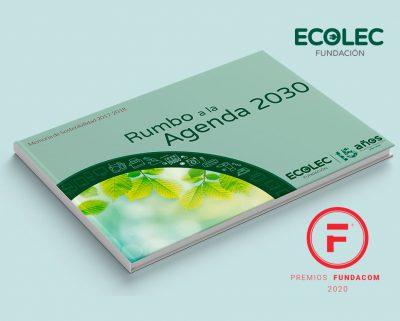 Memoria de Sostenibilidad de Ecolec