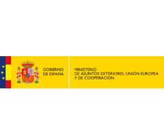 Logotipo del Ministerio de Asuntos Exteriores