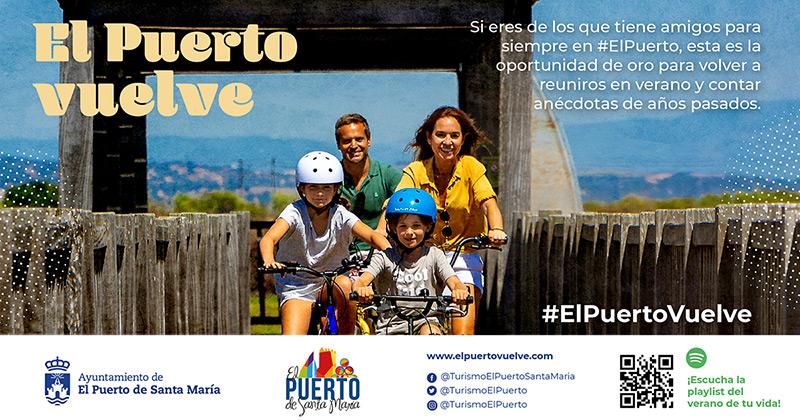 Campaña El Puerto Vuelve