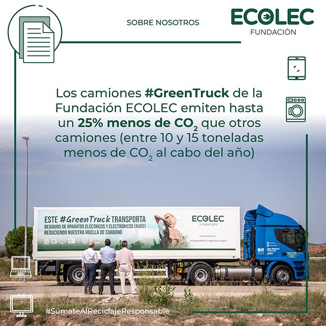 Ecolec. Gráfica para redes sociales